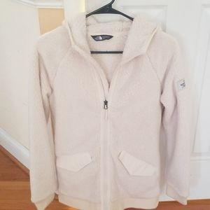 Northface Womens Sherpa Hooded Jacket